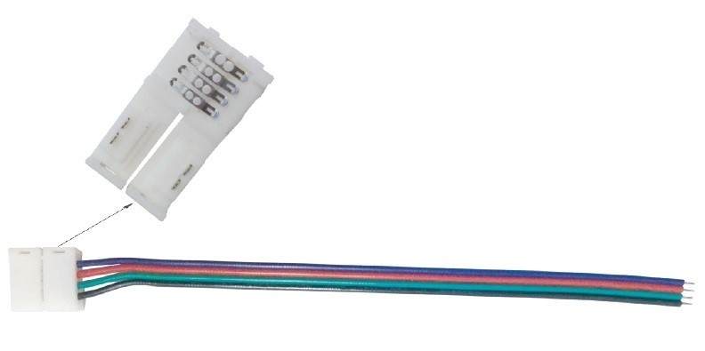 CONNETTORE SMD5050 RGB