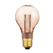 LAMPADINA A LED DECO A60 DIMMERABILE 2,3W E27 1800K GOLD