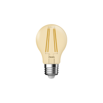 LAMPADINA A LED DECO G45 DIMMERABILE 4,8W E27 2500K GOLD