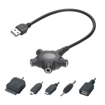 SPLITTER DI RICARICA USB 4IN1