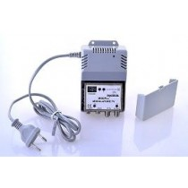 MODULATORE AUDIO/VIDEO SENDER RF PLL AUTOALIMENTATO 85dB