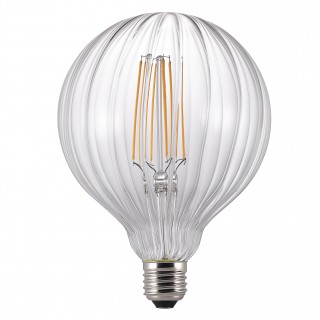 LAMPADINA A LED DECO AVRA G125 DIMMERABILE 2W E27 2200K CLEAR